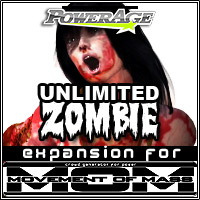 M.O.M Unlimited Zombie 3D Models 3D Figure Assets powerage