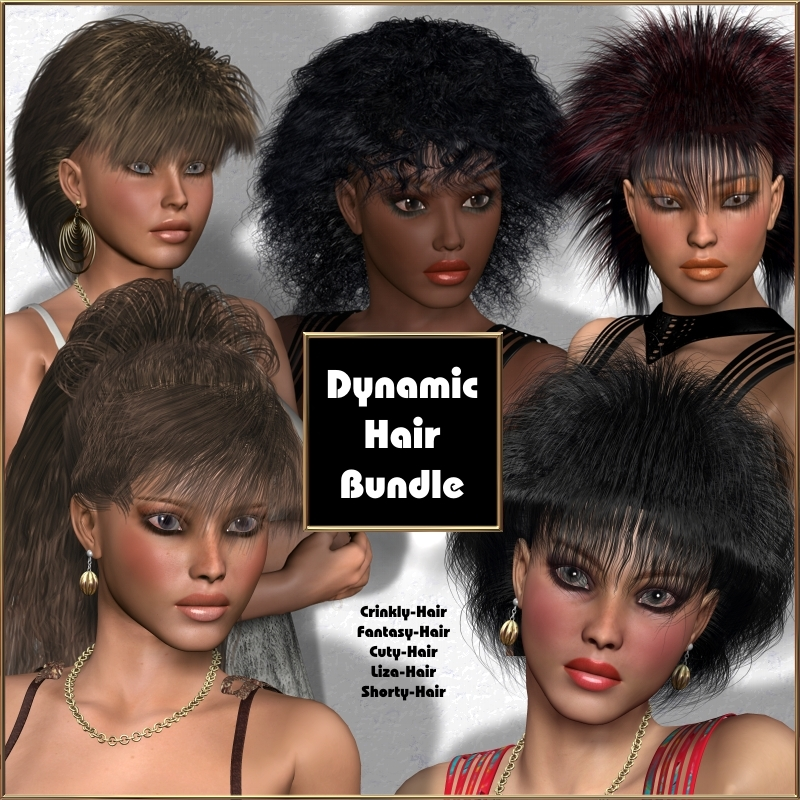 Dynamic-Hair-Bundle