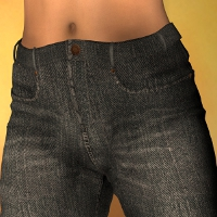 Sickle Skinny Jeans Female by SickleYield