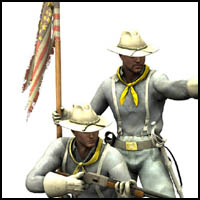 US Cavalry pack image 1