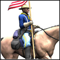 US Cavalry pack image 2