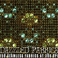 Dazzled Fabrics 2D Graphics 3D Models designfera