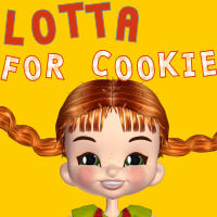 Lotta for Cookie  didda