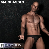 M4 Classic 3D Figure Essentials RO_MAN