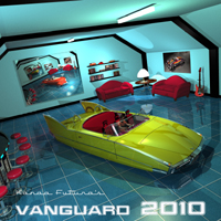Vanguard 2010 Themed kanaa