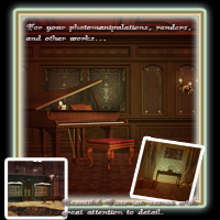 Victorian Backgrounds image 1