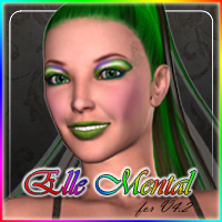 SWD Elle Mental Characters Themed Silverwind-Designs