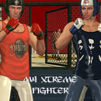 M4 Xtreme Fighter Themed Clothing Props/Scenes/Architecture Richabri