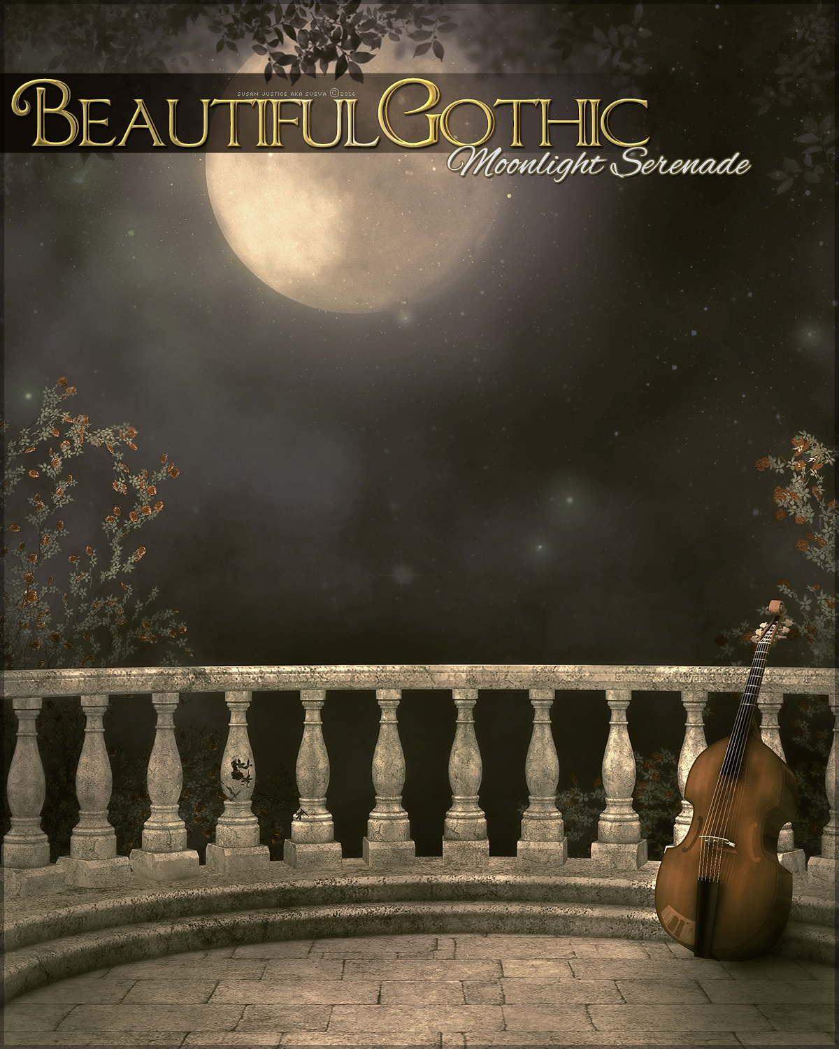 Beautiful Gothic VIII: Moonlight Serenade