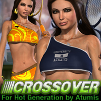 Crossover for Hot Generation by Atumis  fratast
