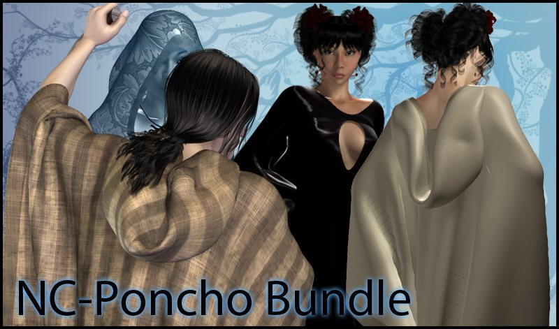 NC Poncho Bundle for M4 & V4