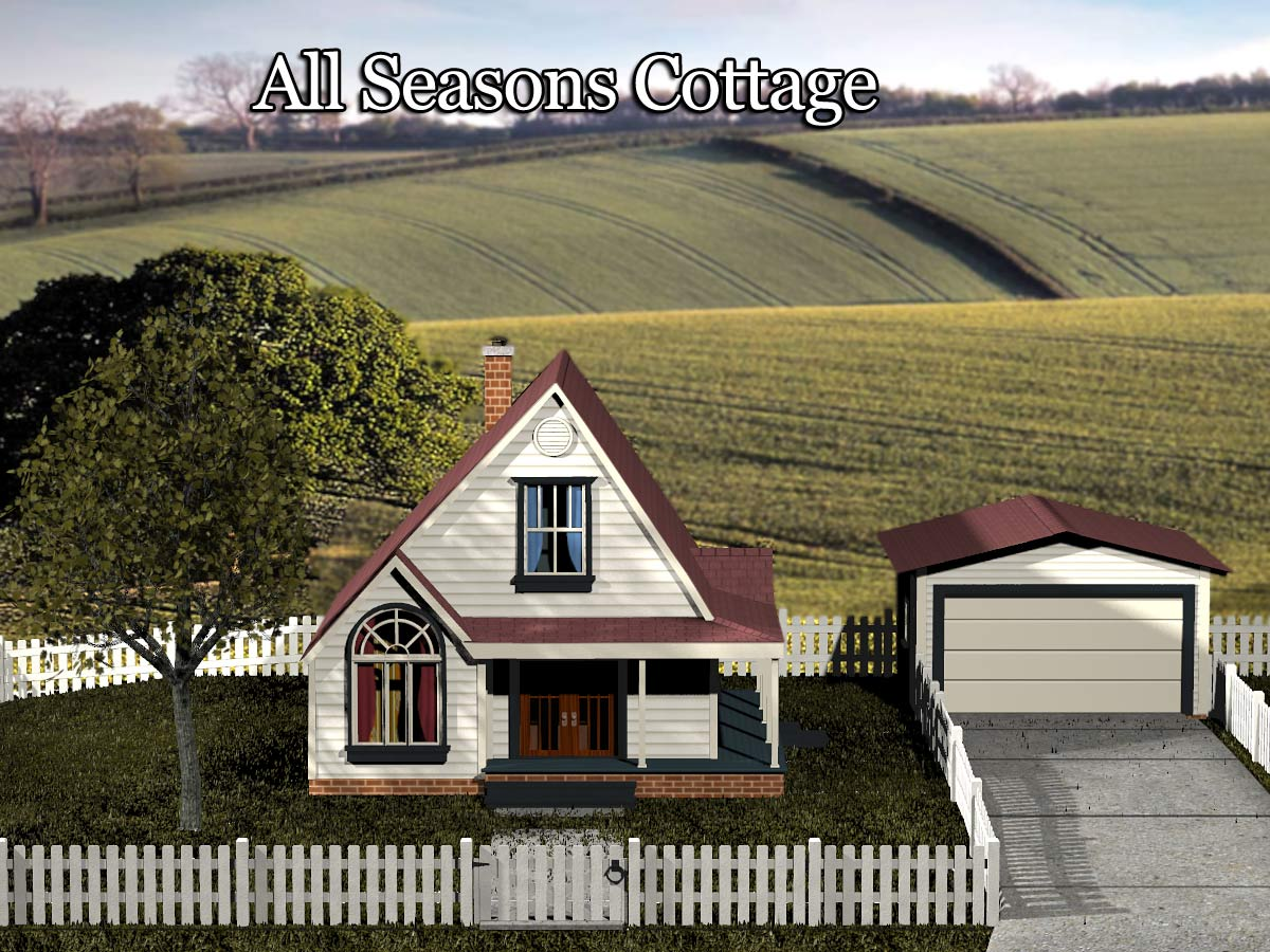 All Seasons Cottage