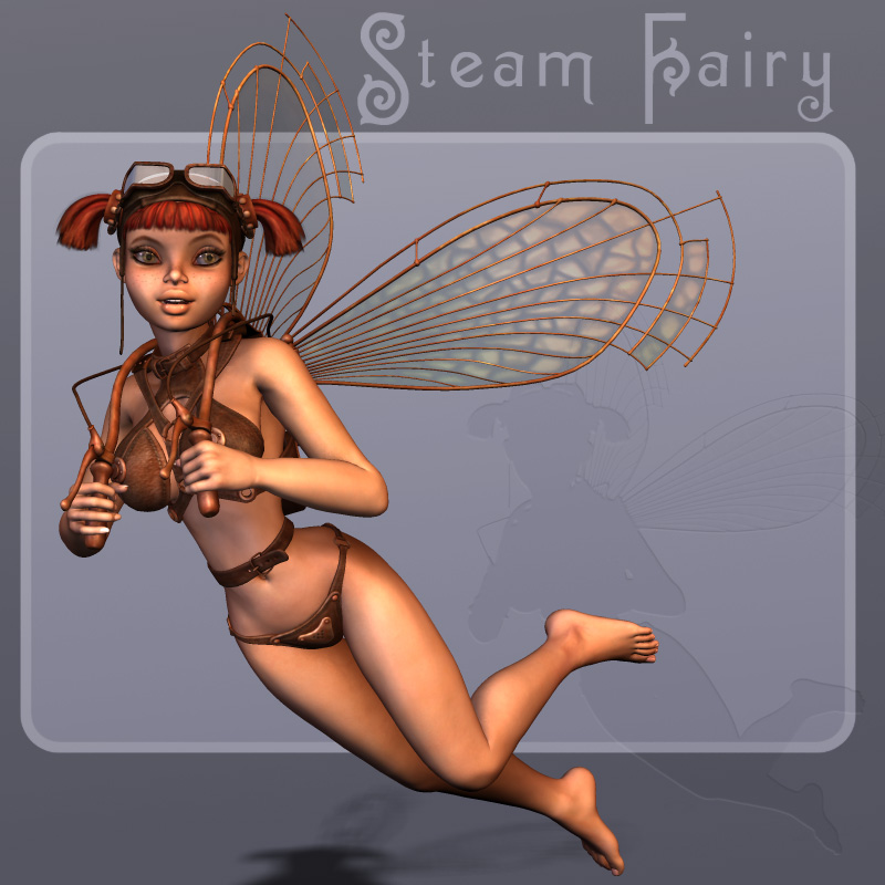 Steam Fairy for V4