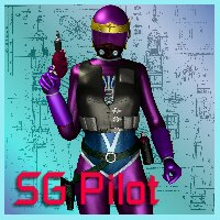 SG Pilot for Spacegirl  chasfh