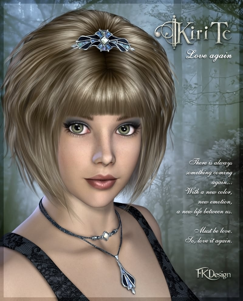 KiriTe Hair II by fabiana