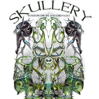 Skullery Themed Props/Scenes/Architecture Poisen