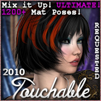 Touchable KiriTe II Hair Themed -Wolfie-