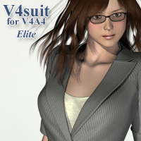 V4suit for V4A4 3D Figure Essentials kobamax