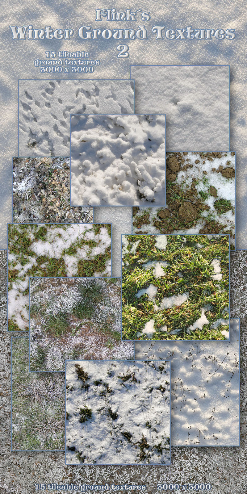 Flinks Winter Ground Textures 2