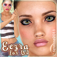 Eezra for V4 3D Figure Essentials _Fenrissa_