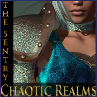 Chaotic Realms for The Sentry Clothing Themed Mihrelle