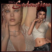DMs Seduction 3D Figure Assets 3D Models DM