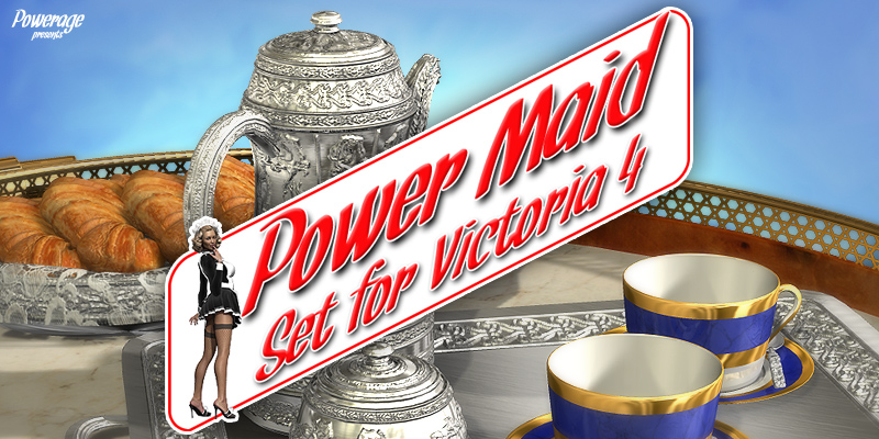 Power maid set for V4