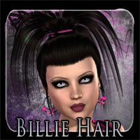 Billie Hair Hair RPublishing