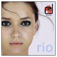 The Metropolitan Collection - Rio for V4.2 3D Figure Assets danae