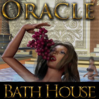 AW Oracle Bath House Props/Scenes/Architecture Themed awycoff