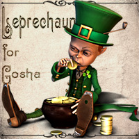 Leprechaun for Gosha 3D Models smay