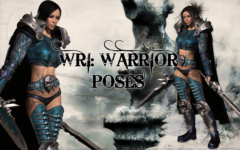 WRI: Warrior Poses
