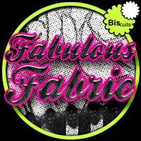 Biscuits Fabulous Fabric Merchant Resource 2D Biscuits
