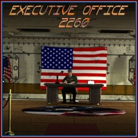 Executive Office 2260 3D Figure Assets 3D Models 3-d-c