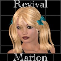 Revival for Marion Hair  chrislenn