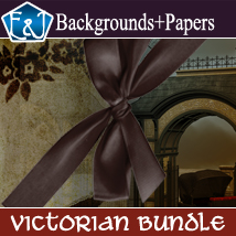 Victorian Bundle Themed 2D And/Or Merchant Resources EmmaAndJordi