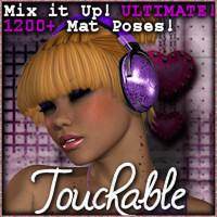Touchable Tuned In 3D Figure Essentials -Wolfie-