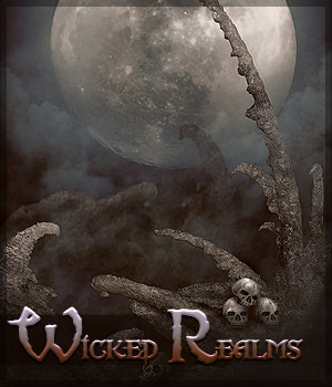 Wicked Realms 2D Graphics Sveva
