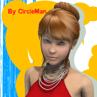 V4 Nagisa 3D Figure Essentials circleman