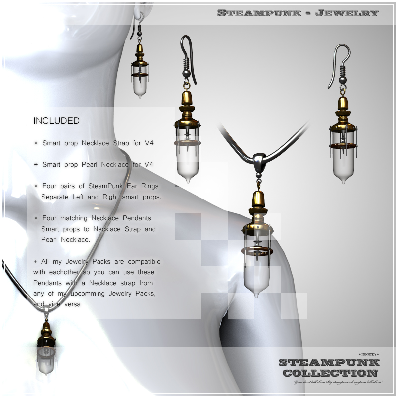 SP - Jewelry Collection 1 for V4
