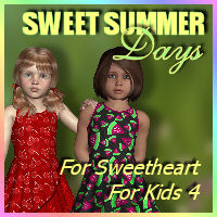 Sweet Summer Days  WildDesigns