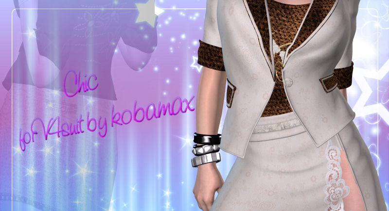 Chic for V4Suit V4/A4/Elite by Kobamax