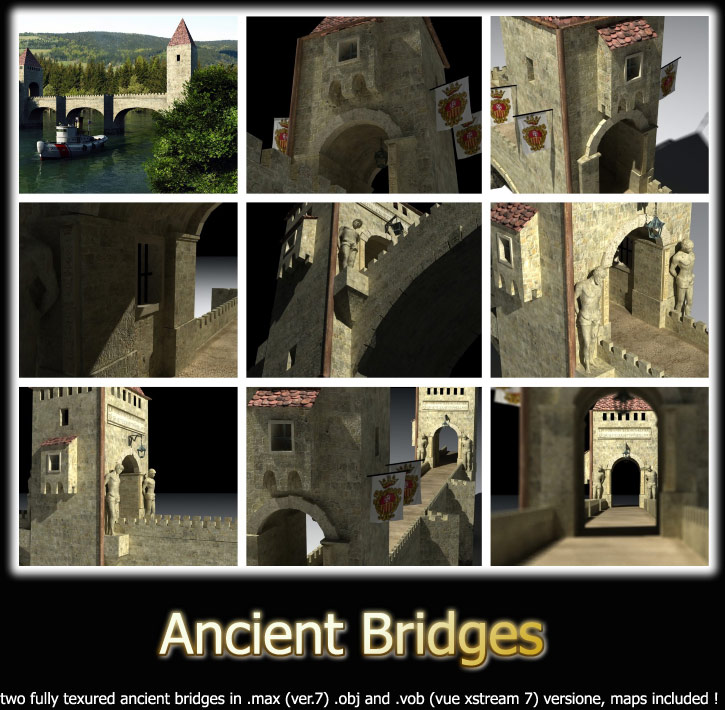 Ancient Bridges