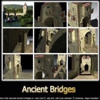 Ancient Bridges Themed Props/Scenes/Architecture rodluc2001