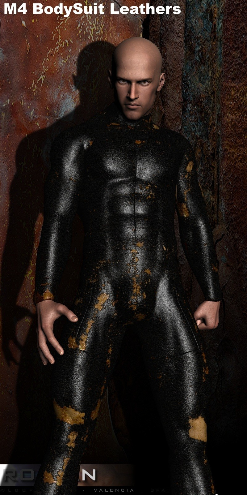 M4 BodySuit Leathers