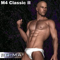 M4 Classic II 3D Figure Essentials RO_MAN