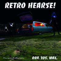 Retro Hearse 3D Models kanaa
