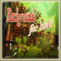 Backgrounds For Kids 2D Graphics EmmaAndJordi