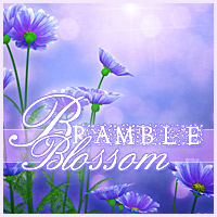 Bramble Blossom Backgrounds 2D Sveva