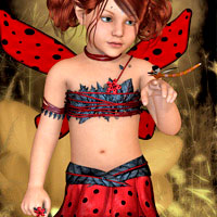 Berilicious for Bramble Beri Fairy Clothing Themed kaleya